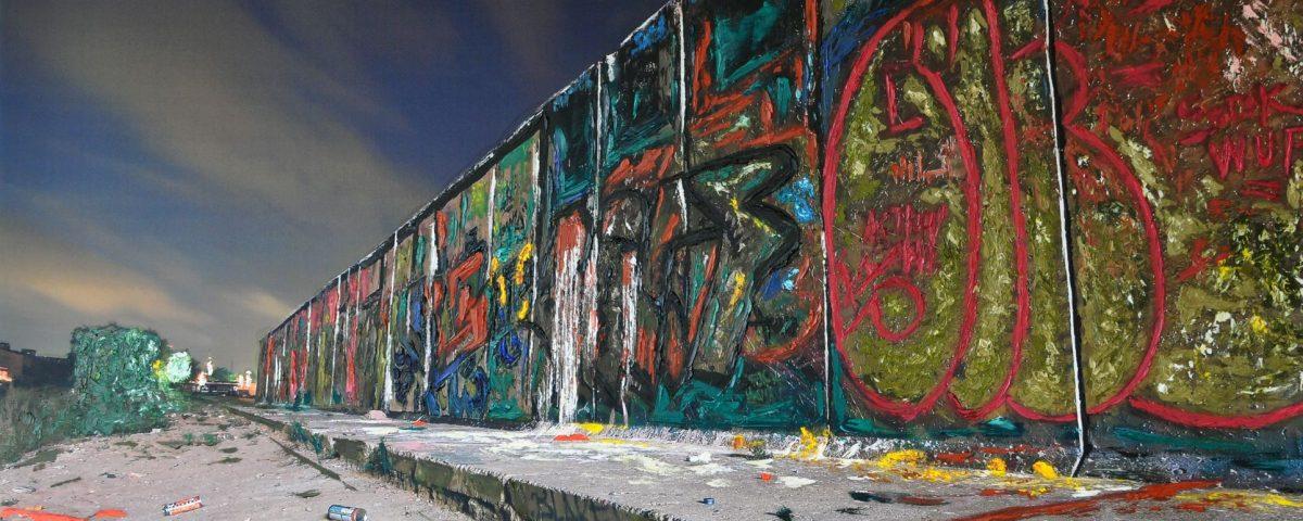 Berliner Mauer 150x100
